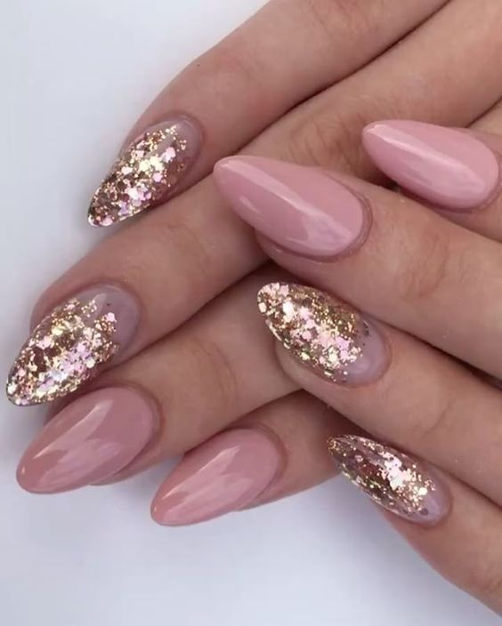 Pink and Sparkles Design