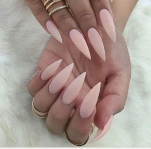 Great Nail Shape To Slim