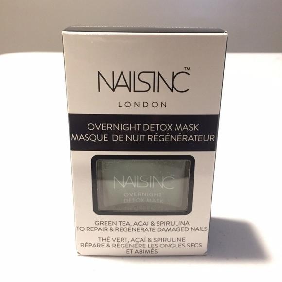 NailsInc Detox Mask Strengthener