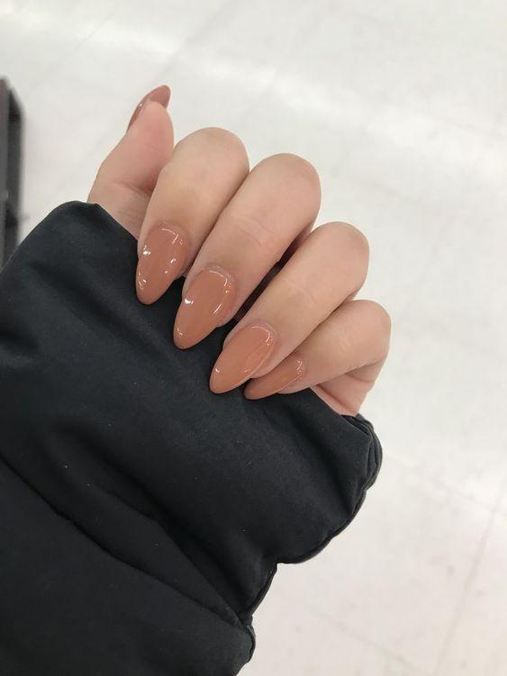 Almond Nail Shape