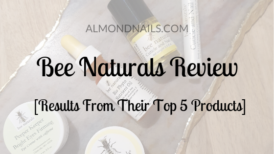 Bee Naturals Review [Results From Their Top 5 Products]